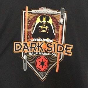 Disney Star Wars running short sleeve t-shirt M